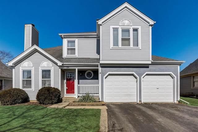 64 Jackson Lane, Streamwood, IL 60107 (MLS #11001179) :: Helen Oliveri Real Estate