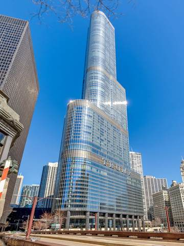 401 N Wabash Avenue 79D, Chicago, IL 60611 (MLS #11001241) :: The Perotti Group
