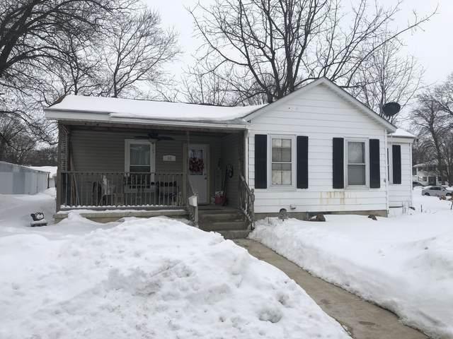 34 N Blackstone Street, Amboy, IL 61310 (MLS #11001328) :: The Dena Furlow Team - Keller Williams Realty