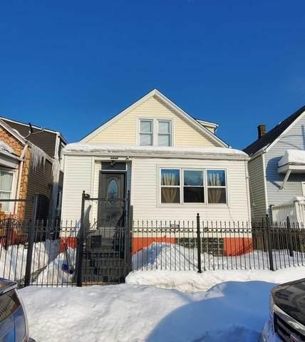 5737 S Damen Avenue, Chicago, IL 60636 (MLS #11001354) :: Touchstone Group