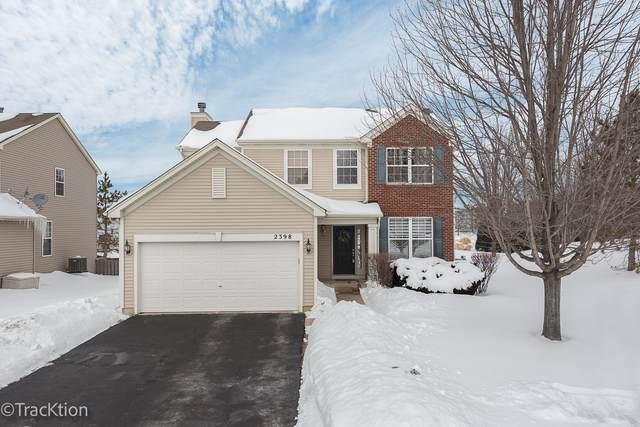 2398 Shiloh Drive, Aurora, IL 60503 (MLS #11001429) :: Jacqui Miller Homes