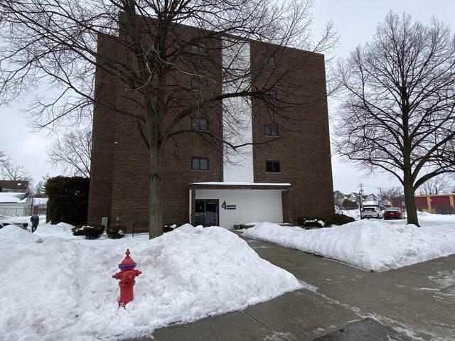 4 S Mason Street #504, Bensenville, IL 60106 (MLS #11001430) :: The Dena Furlow Team - Keller Williams Realty