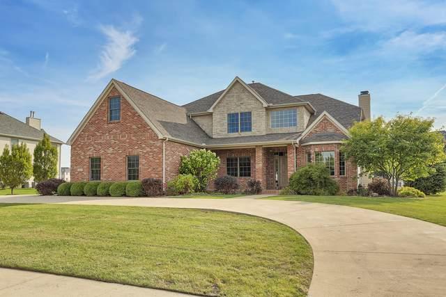 1712 Mullikin Drive, Champaign, IL 61822 (MLS #11001467) :: Ryan Dallas Real Estate