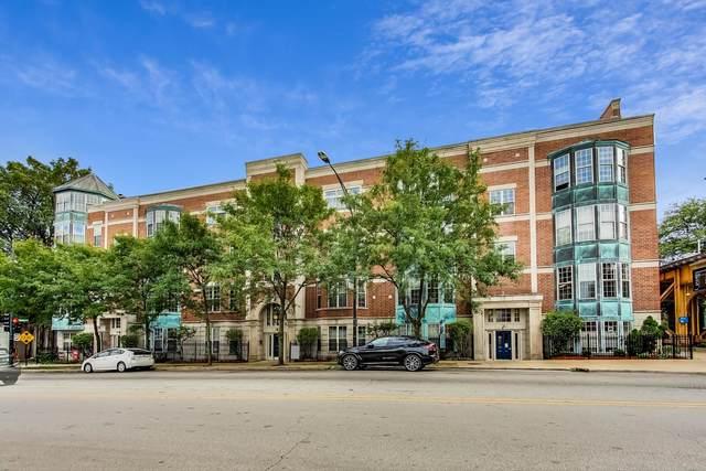 1807 W Addison Street 2E, Chicago, IL 60613 (MLS #11001630) :: The Perotti Group