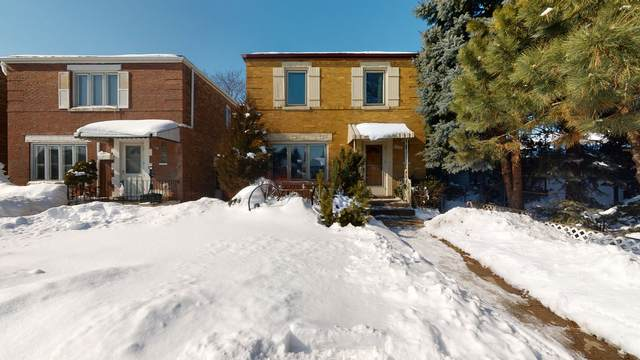 5538 S Kenneth Avenue, Chicago, IL 60629 (MLS #11001642) :: Jacqui Miller Homes