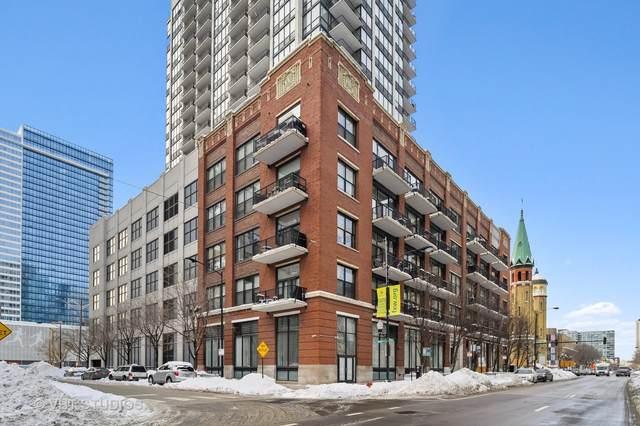 210 S Des Plaines Street #1104, Chicago, IL 60661 (MLS #11001683) :: RE/MAX Next