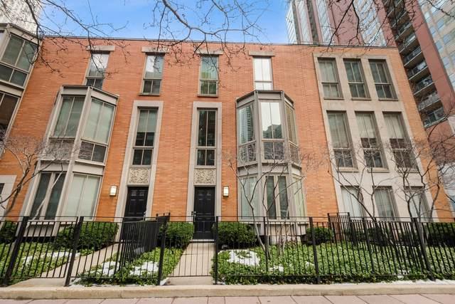 435 N Mcclurg Court, Chicago, IL 60611 (MLS #11001684) :: Helen Oliveri Real Estate