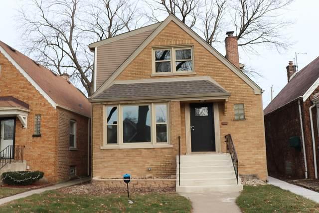 8025 S Washtenaw Avenue, Chicago, IL 60652 (MLS #11001770) :: Janet Jurich