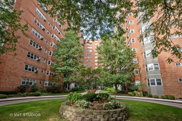 4980 N Marine Drive #437, Chicago, IL 60640 (MLS #11001812) :: The Perotti Group