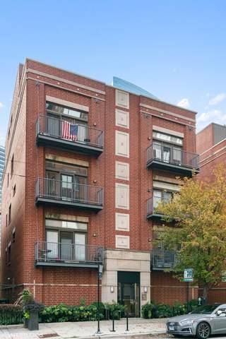 321 N Jefferson Street #302, Chicago, IL 60661 (MLS #11001843) :: Littlefield Group