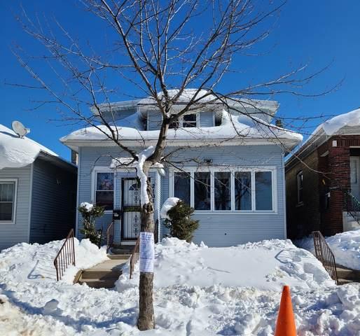 2161 N Mulligan Avenue, Chicago, IL 60639 (MLS #11001876) :: Jacqui Miller Homes