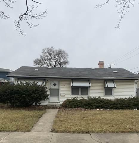 15912 Paulina Street, Harvey, IL 60426 (MLS #11001891) :: The Dena Furlow Team - Keller Williams Realty