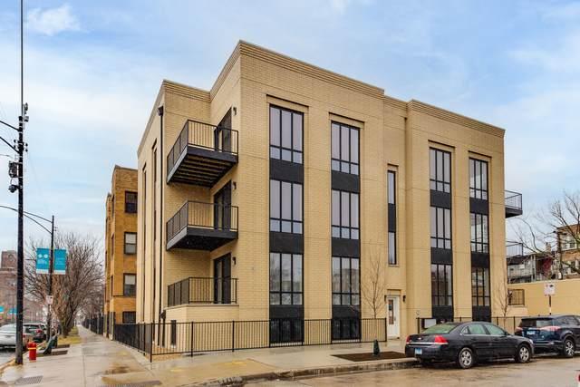 1204 N Spaulding Avenue 1N, Chicago, IL 60651 (MLS #11001898) :: Touchstone Group