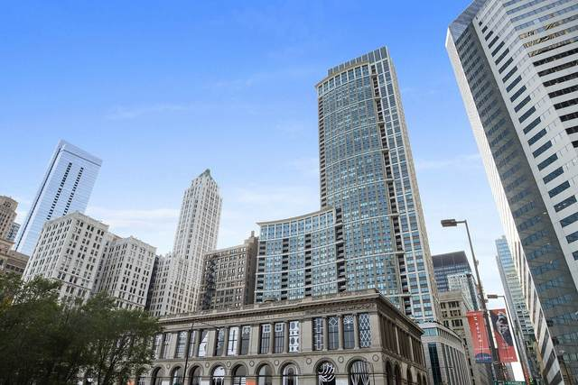 130 N Garland Court #2408, Chicago, IL 60602 (MLS #11001930) :: Lewke Partners