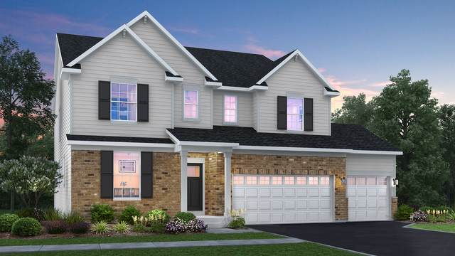 16027 S Crossing Drive, Plainfield, IL 60586 (MLS #11002139) :: The Dena Furlow Team - Keller Williams Realty