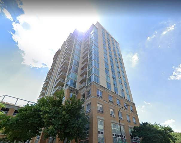 1640 Maple Avenue #1203, Evanston, IL 60201 (MLS #11002224) :: Littlefield Group