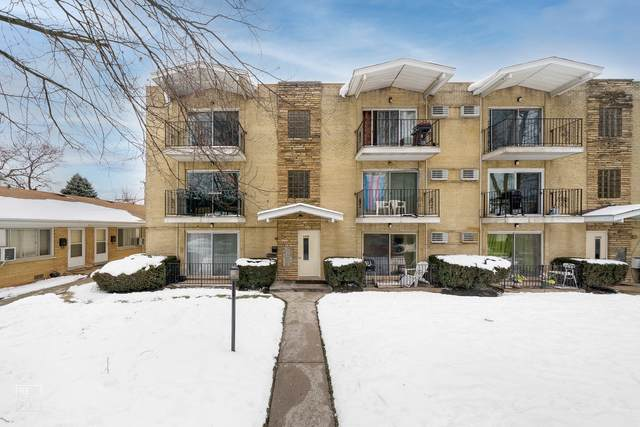 1250 E Washington Street #6, Des Plaines, IL 60016 (MLS #11002281) :: The Dena Furlow Team - Keller Williams Realty