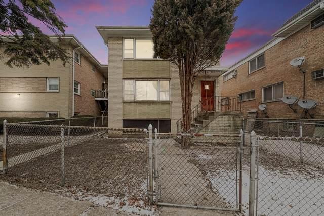 5760 W Park Avenue, Cicero, IL 60804 (MLS #11002284) :: Jacqui Miller Homes