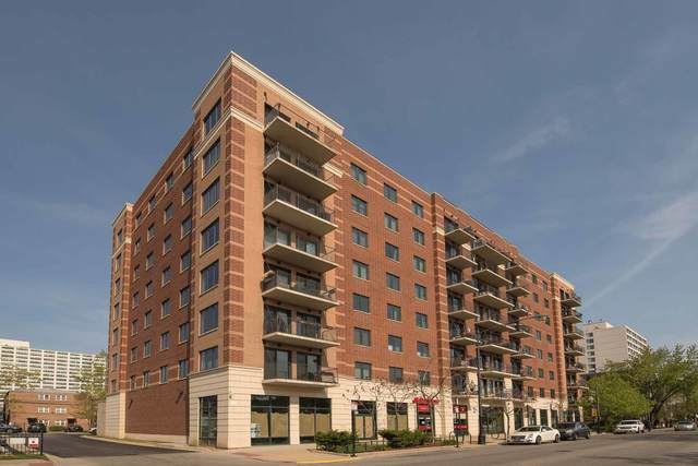 4848 N Sheridan Road #805, Chicago, IL 60640 (MLS #11002484) :: The Perotti Group