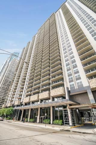 400 E Randolph Street #2114, Chicago, IL 60601 (MLS #11002510) :: RE/MAX Next