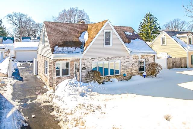 4105 W 99TH Place, Oak Lawn, IL 60453 (MLS #11002621) :: The Dena Furlow Team - Keller Williams Realty
