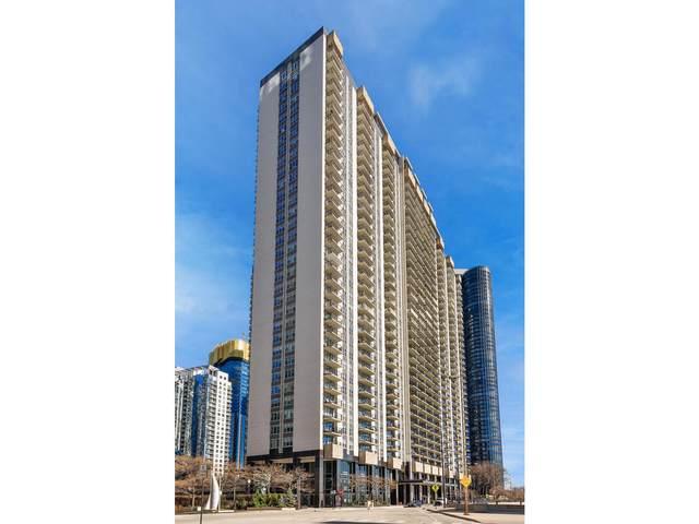 400 E Randolph Street #2527, Chicago, IL 60601 (MLS #11002639) :: RE/MAX Next