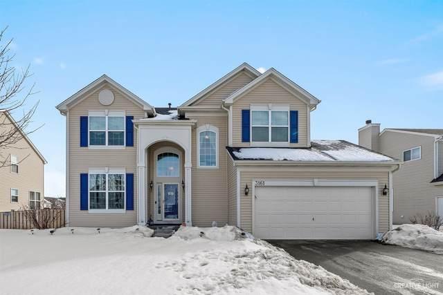 3161 Whirlaway Lane, Montgomery, IL 60538 (MLS #11002645) :: Jacqui Miller Homes