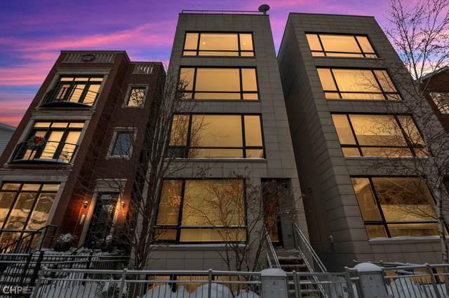 1519 W Fry Street #3, Chicago, IL 60642 (MLS #11002668) :: The Dena Furlow Team - Keller Williams Realty