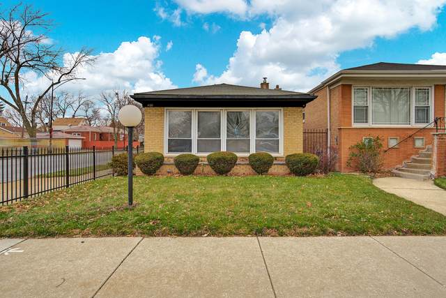 400 E 89th Street, Chicago, IL 60619 (MLS #11002672) :: The Dena Furlow Team - Keller Williams Realty