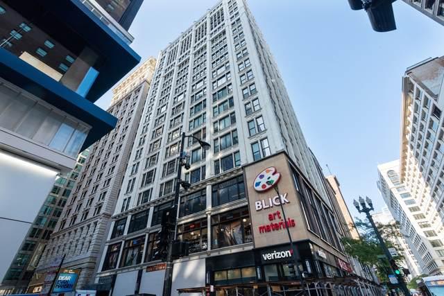 8 W Monroe Street #406, Chicago, IL 60603 (MLS #11002697) :: Lewke Partners