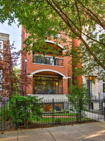 1518 W Chestnut Street #3, Chicago, IL 60642 (MLS #11002759) :: RE/MAX Next