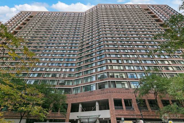 211 E Ohio Street #2325, Chicago, IL 60611 (MLS #11002811) :: Carolyn and Hillary Homes