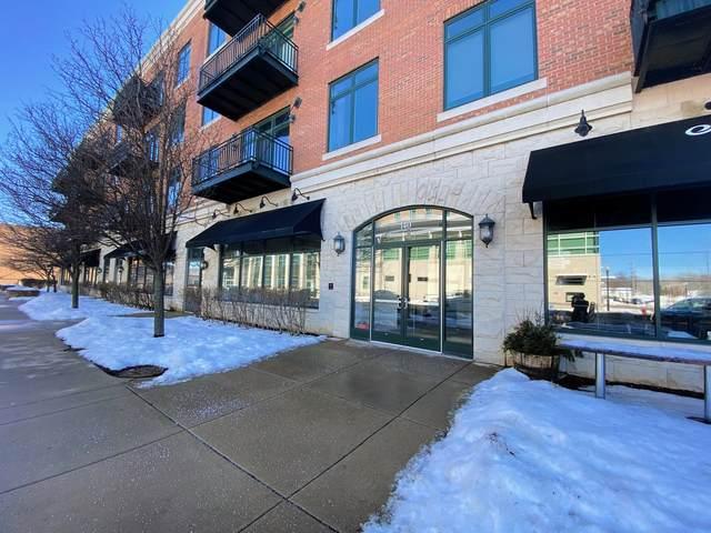 140 S River Street #206, Aurora, IL 60506 (MLS #11002858) :: Ryan Dallas Real Estate