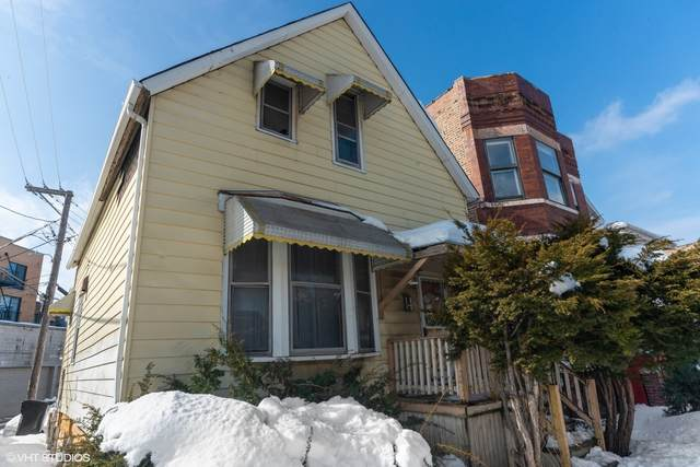 2414 N Francisco Avenue, Chicago, IL 60647 (MLS #11002891) :: The Dena Furlow Team - Keller Williams Realty