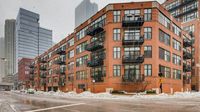 333 W Hubbard Street #808, Chicago, IL 60654 (MLS #11002908) :: RE/MAX Next