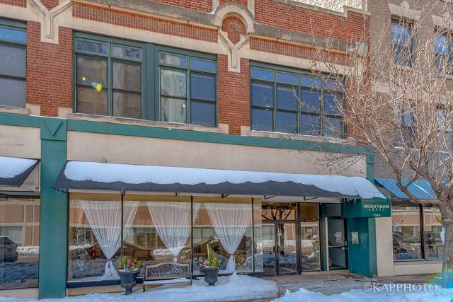 3160 N Lincoln Avenue #207, Chicago, IL 60657 (MLS #11002941) :: Lewke Partners