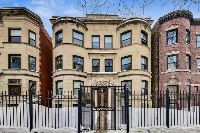 4729 N Kenmore Avenue #4, Chicago, IL 60640 (MLS #11002976) :: The Perotti Group