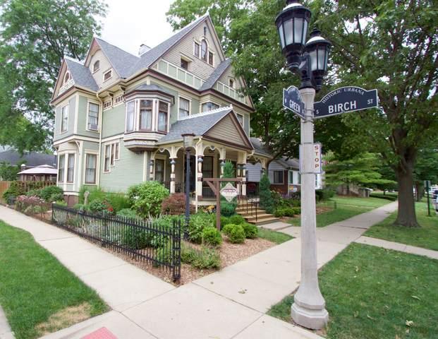 312 W Green Street, Urbana, IL 61801 (MLS #11003019) :: The Dena Furlow Team - Keller Williams Realty