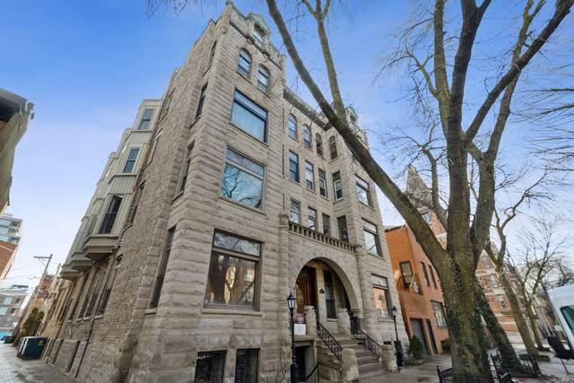 549 W Belden Avenue 4FE, Chicago, IL 60614 (MLS #11003075) :: Touchstone Group