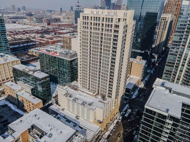 1400 S Michigan Avenue #2506, Chicago, IL 60605 (MLS #11003106) :: The Perotti Group