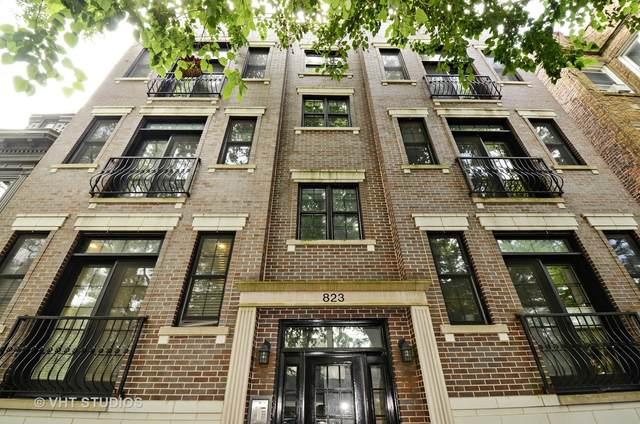 823 W Wolfram Street 1E, Chicago, IL 60657 (MLS #11003126) :: Lewke Partners