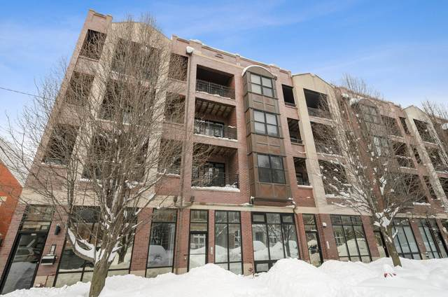 2130 W Rice Street #4, Chicago, IL 60622 (MLS #11003127) :: The Perotti Group