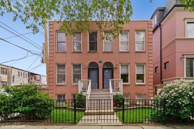 3543 N Bosworth Avenue B, Chicago, IL 60657 (MLS #11003128) :: Lewke Partners