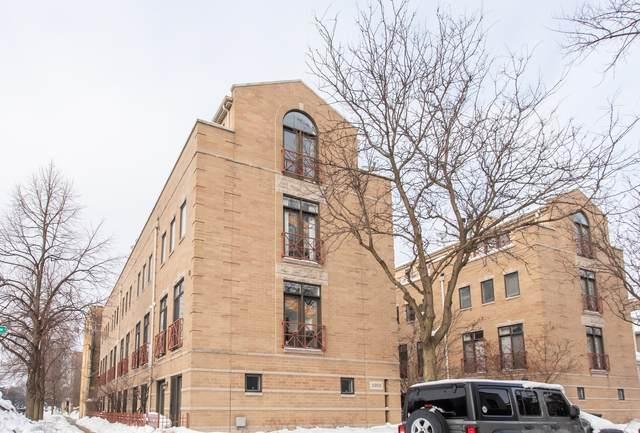 1350 W Byron Street A-11, Chicago, IL 60613 (MLS #11003133) :: Lewke Partners