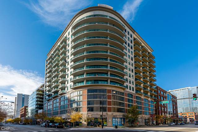 340 W Superior Street #1204, Chicago, IL 60654 (MLS #11003135) :: Lewke Partners