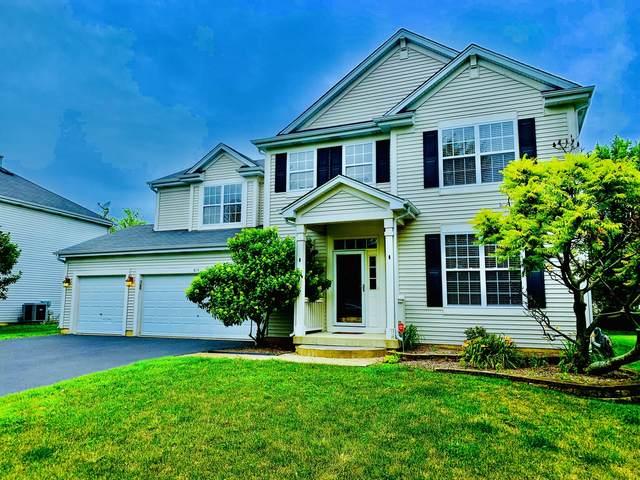 615 Vista Drive, Oswego, IL 60543 (MLS #11003136) :: RE/MAX Next