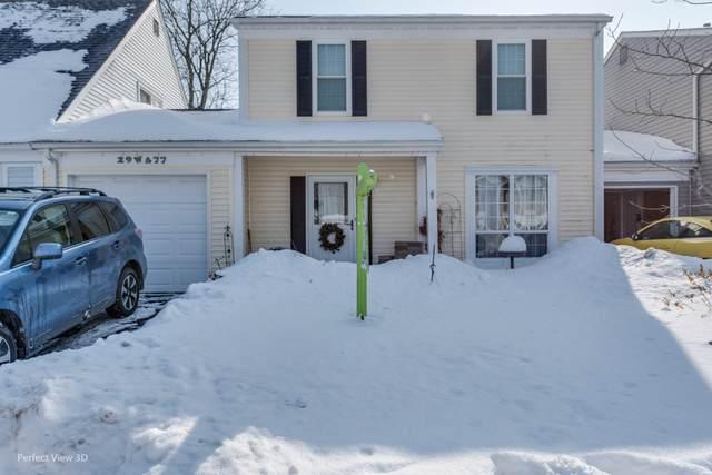 29W477 Blackthorn Lane, Warrenville, IL 60555 (MLS #11003198) :: The Dena Furlow Team - Keller Williams Realty