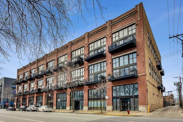 50 E 26th Street #420, Chicago, IL 60616 (MLS #11003206) :: The Perotti Group