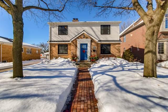 4636 Howard Avenue, Western Springs, IL 60558 (MLS #11003260) :: Lewke Partners