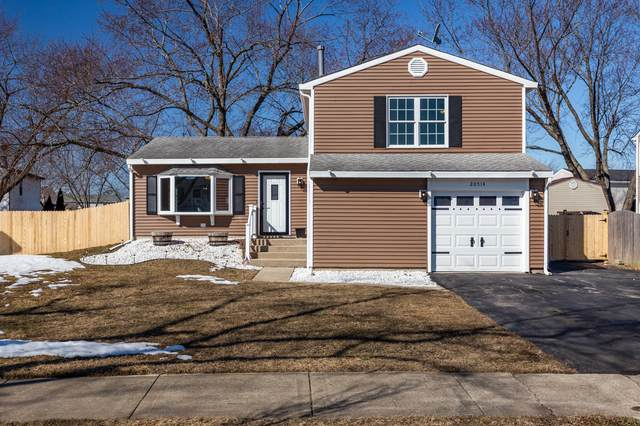 20514 S Frankfort Square Road, Frankfort, IL 60423 (MLS #11003322) :: The Dena Furlow Team - Keller Williams Realty